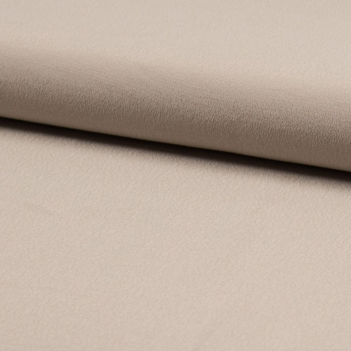 Tissu crêpe de viscose - Beige