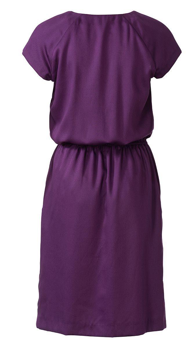 Patron de robe - Burda 6222