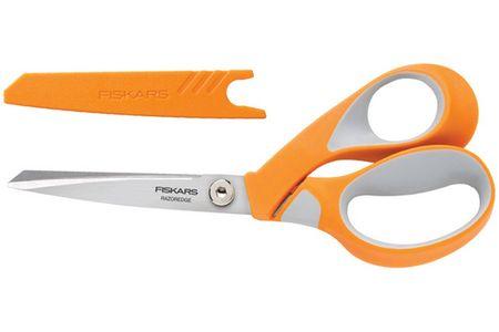 Ciseaux Fiskars RazorEdge Softgrip®  20 cm