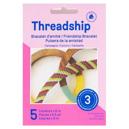 Kit bracelet brésilien - Campagne