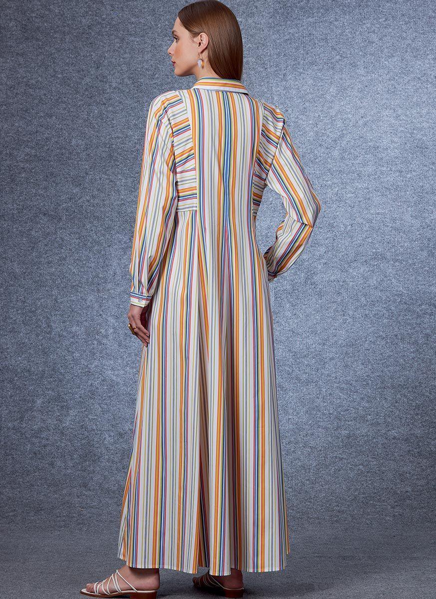 Patron de robe - Vogue 1698