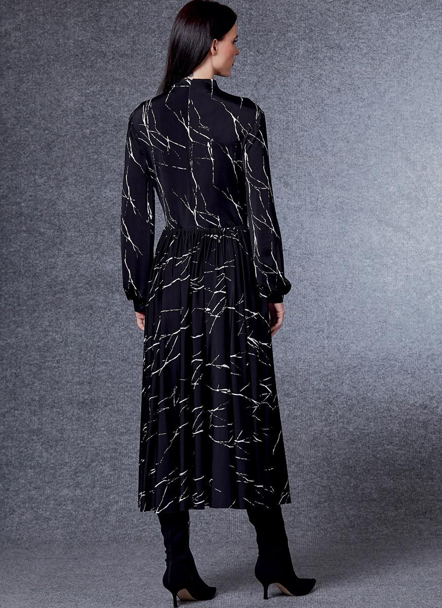 Patron de robe - Vogue 1721