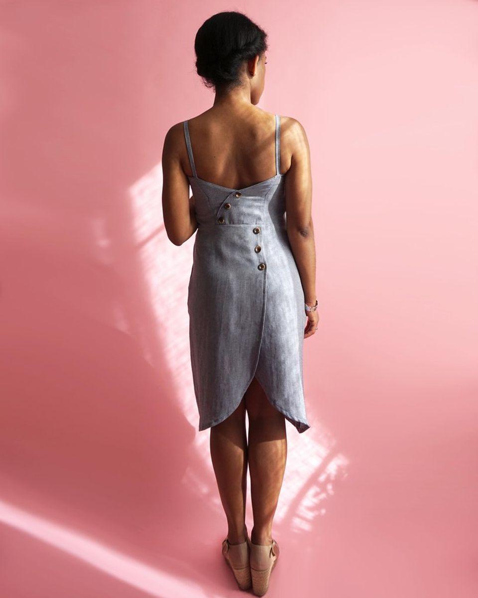 Patron de robe Plumeria - Les Lubies de Cadia