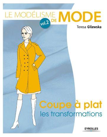 Livre le modélisme de mode - Volume 2