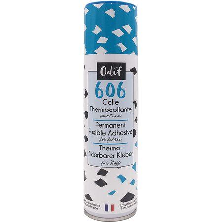 Spray colle thermocollante permanente Odif 606