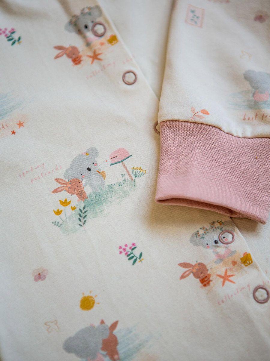 Tissu jersey de coton Marcus & Lily - Lise Tailor