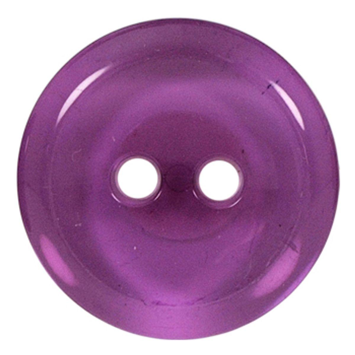 Tube de 3 boutons 2 trous - 27 mm