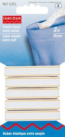Ruban élastique extra souple 10mm