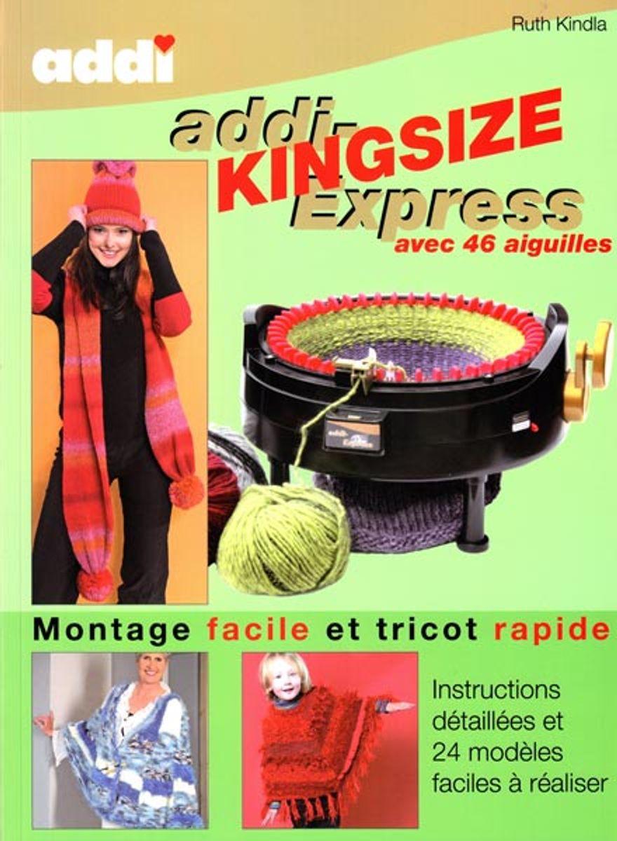 Livre pour Addi-Express Kingsize