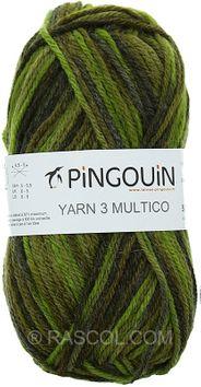 Pingouin Yarn 3 Multico