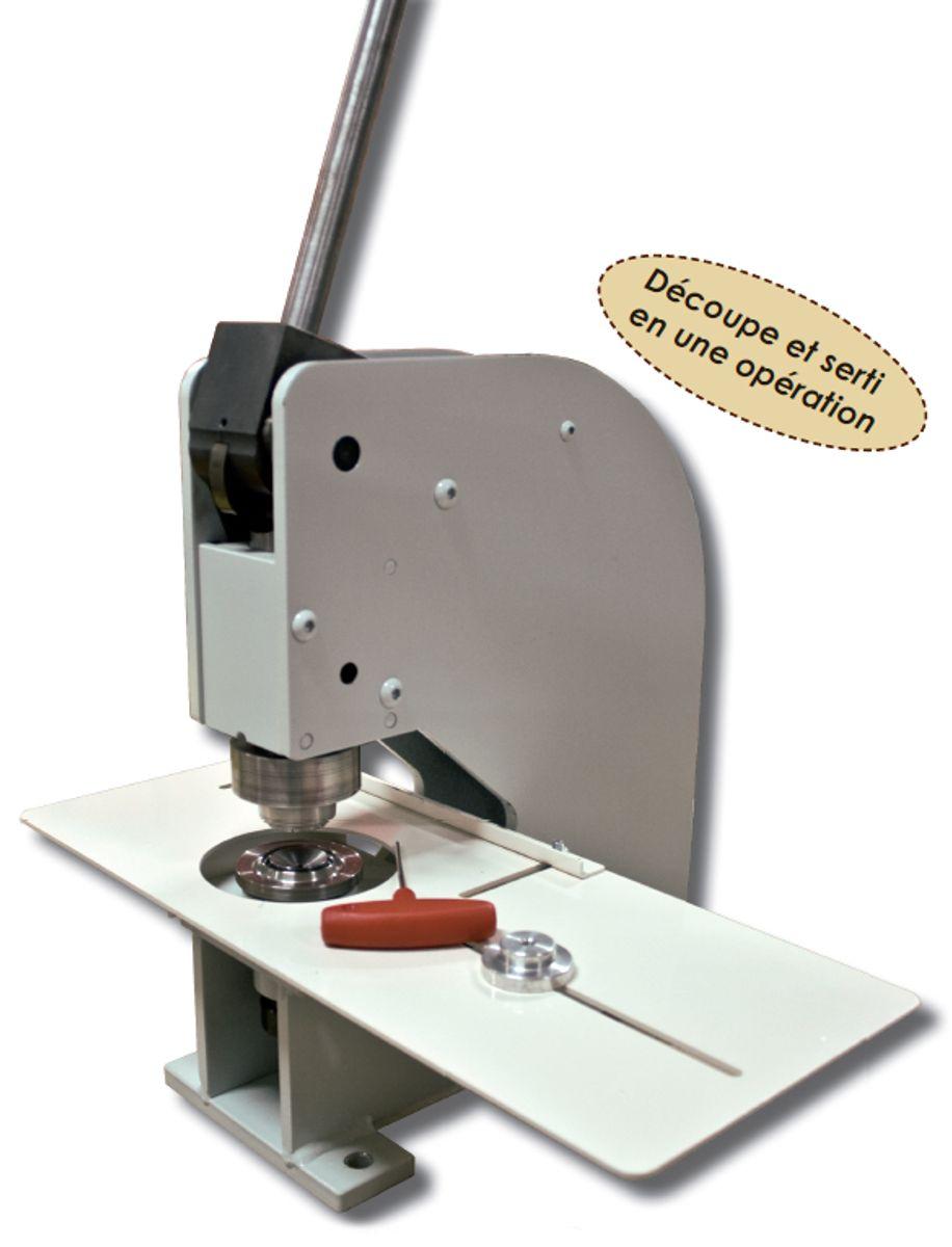 Presse à oeillets manuelle MP 22 - G