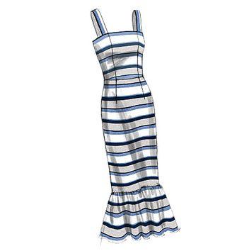Patron de veste, jupe et pantalon - Vogue 9163