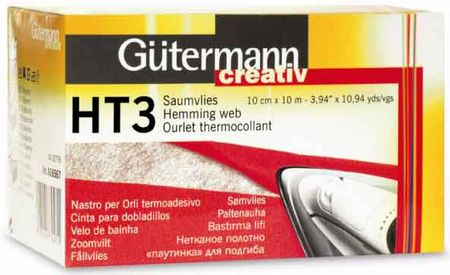 Ourlet thermocollant Gütermann - 10 cm x 10 m