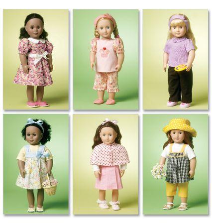 Nº 46168 Schildkröt poupées vêtements tricotés sous-vêtements pour poupées 46 cm
