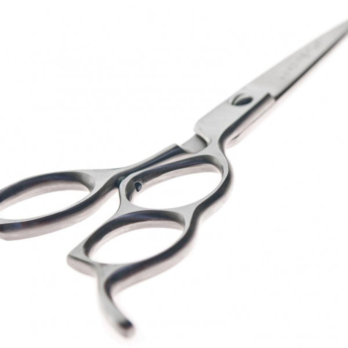 Ciseaux microdentés Apliquick ® 3 trous
