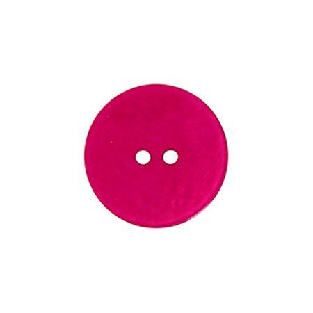 Tube de 6 boutons 2 trous - 15 mm