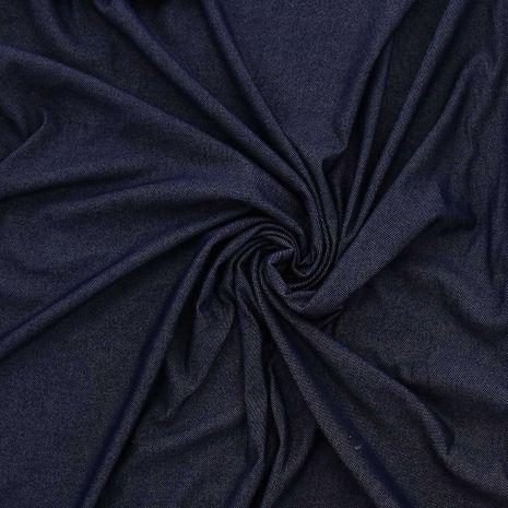 Tissu jegging - Bleu denim