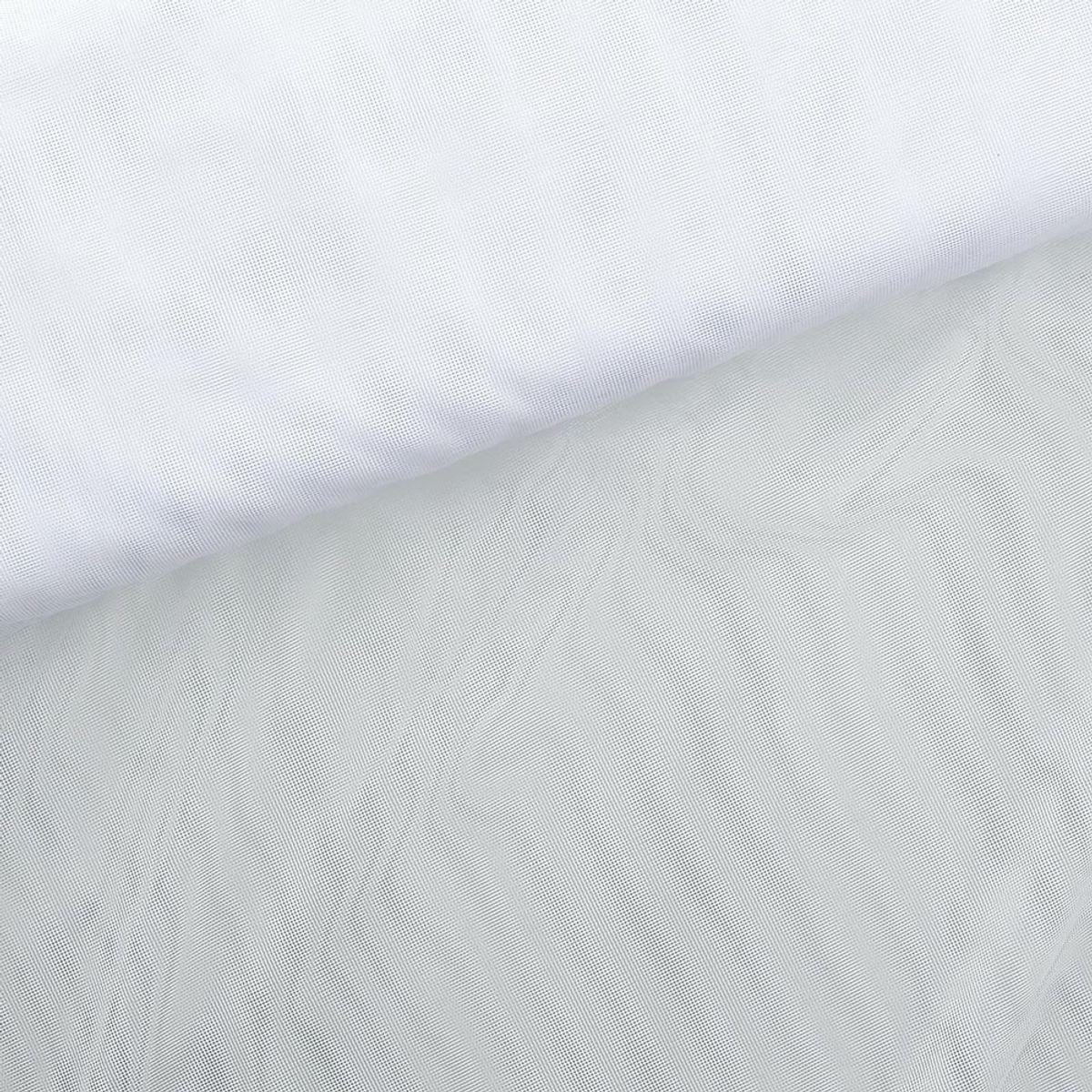 Tissu moustiquaire blanche grande largeur