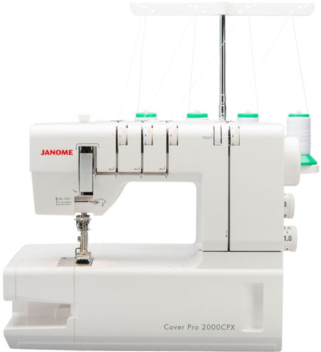 Recouvreuse Janome Cover Pro 2000CPX