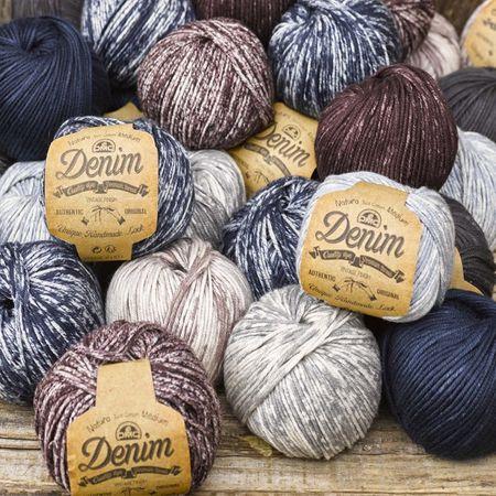 Coton Natura DMC Médium Denim