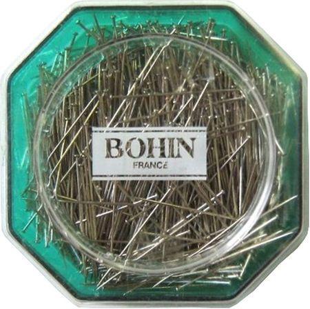 Boite de 50 grs épingles extra-fines Bohin