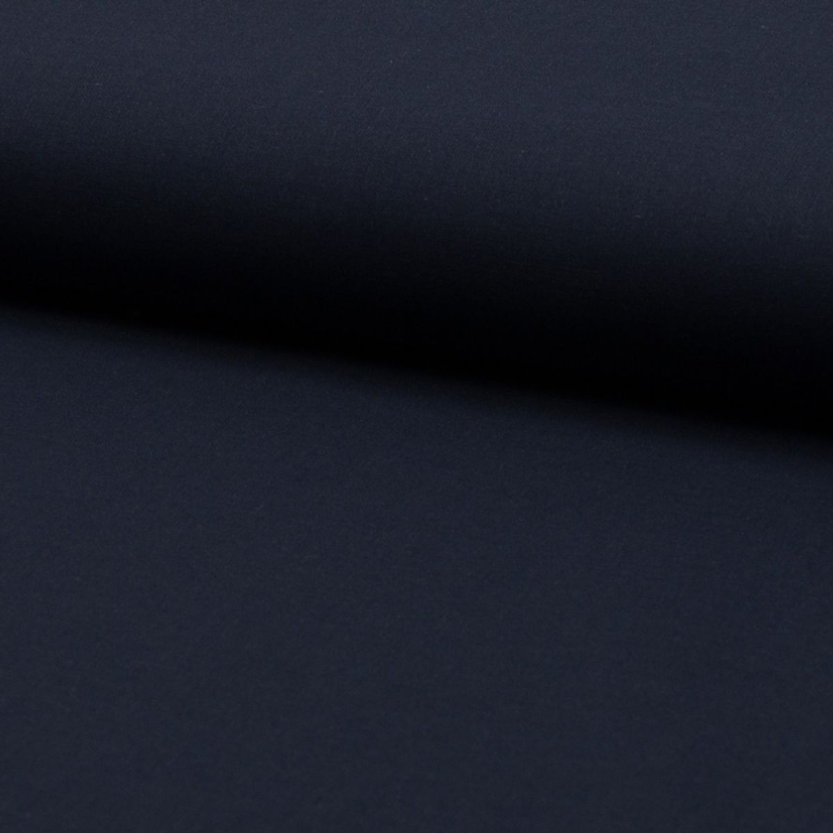 Tissu voile de coton - Bleu marine