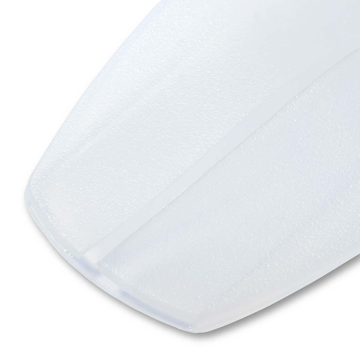 Rembourrages de bretelles en silicone