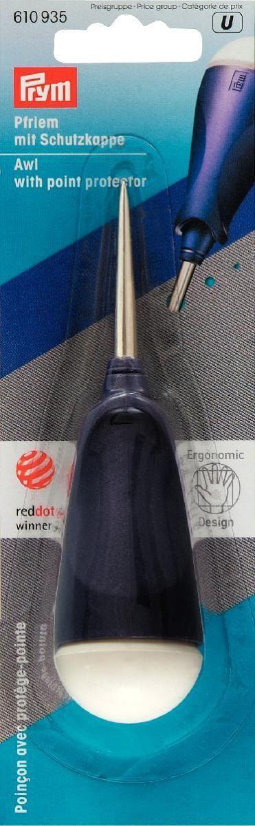 Poinçon avec protège pointe ergonomique