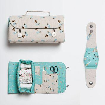 Patron de sac et accessoires de couture - Katia Fabrics A7