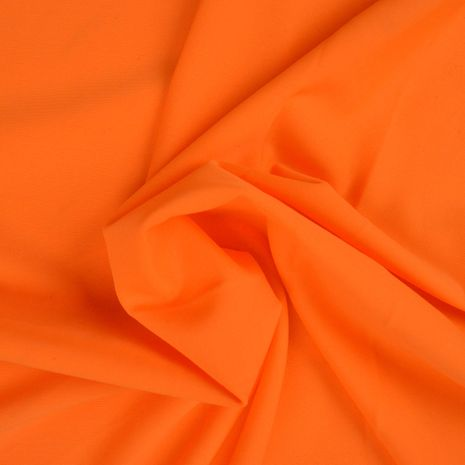 Tissu lycra maillot de bain - Orange
