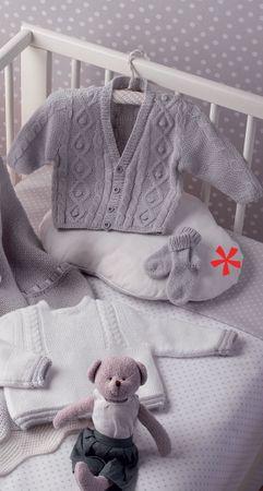 Modèle de chaussette