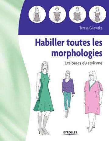 Livre habiller toutes les morphologies