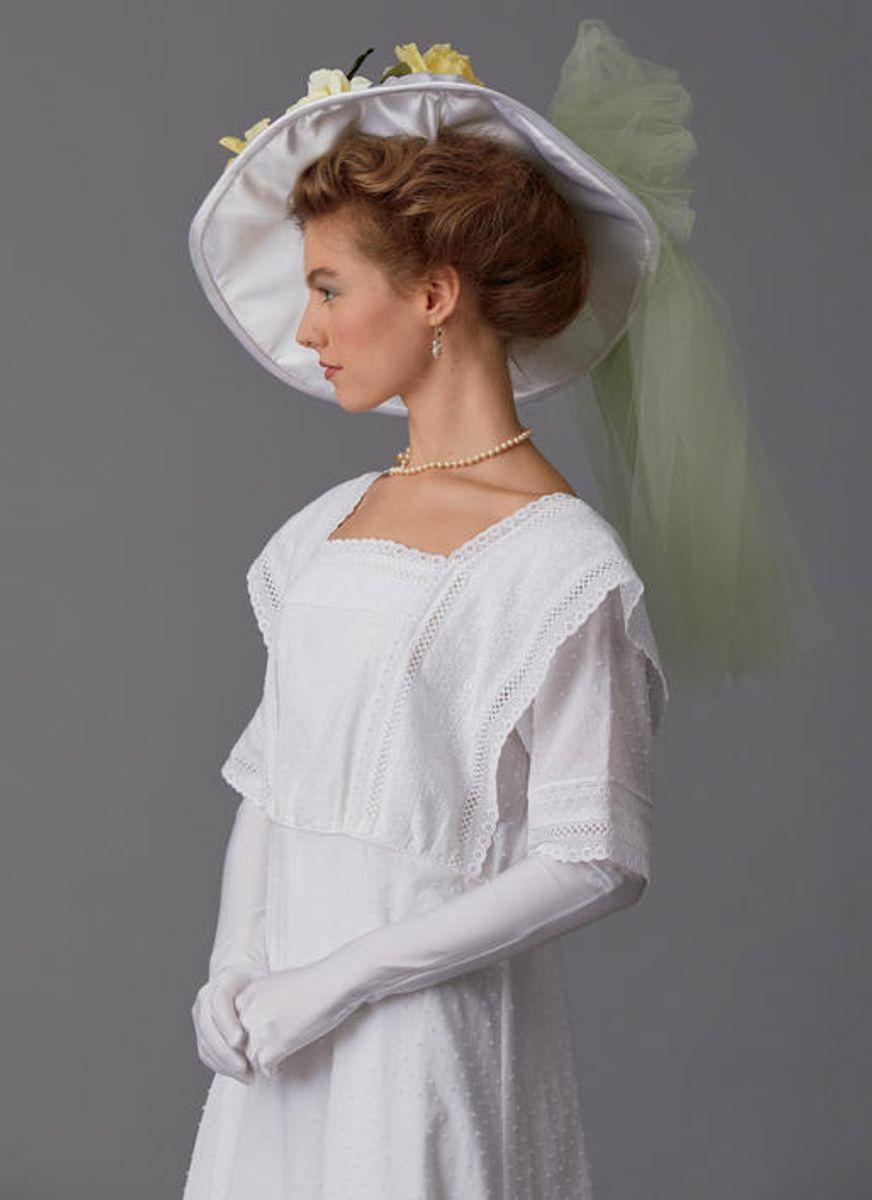 Patron de déguisementet chapeau - Butterick 6610