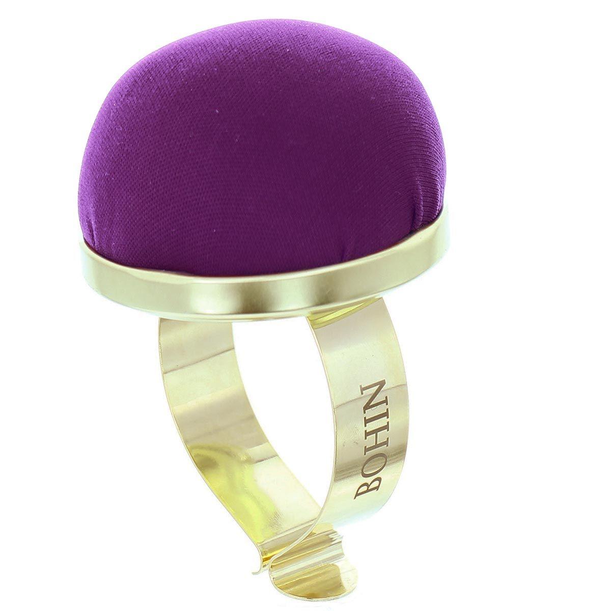 Bracelet porte épingles Bohin - Violet