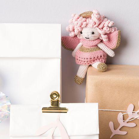 Kit crochet amigurumi - Ange