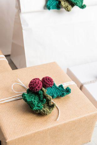 Kit crochet amigurumi - Houx