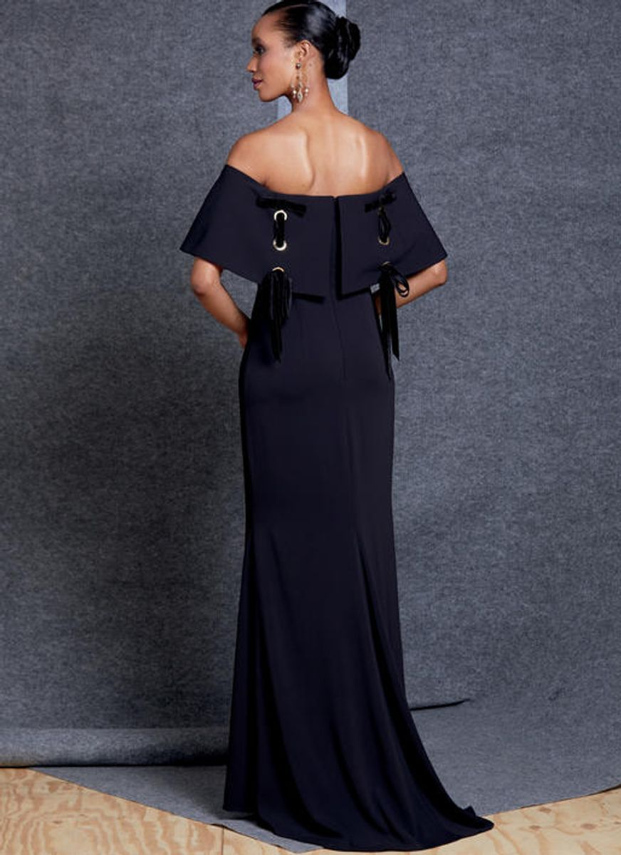 Patron de robe - Vogue 1604