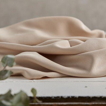 Tissu tencel - Sable chaud