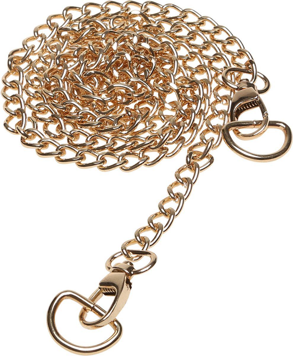 Chaine pour sac à main 120 cm avec anneaux en D - Or