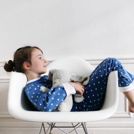 Patron combi pyjama mixte Gaby - Ikatee