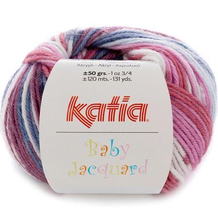 Laine Katia Baby Jacquard
