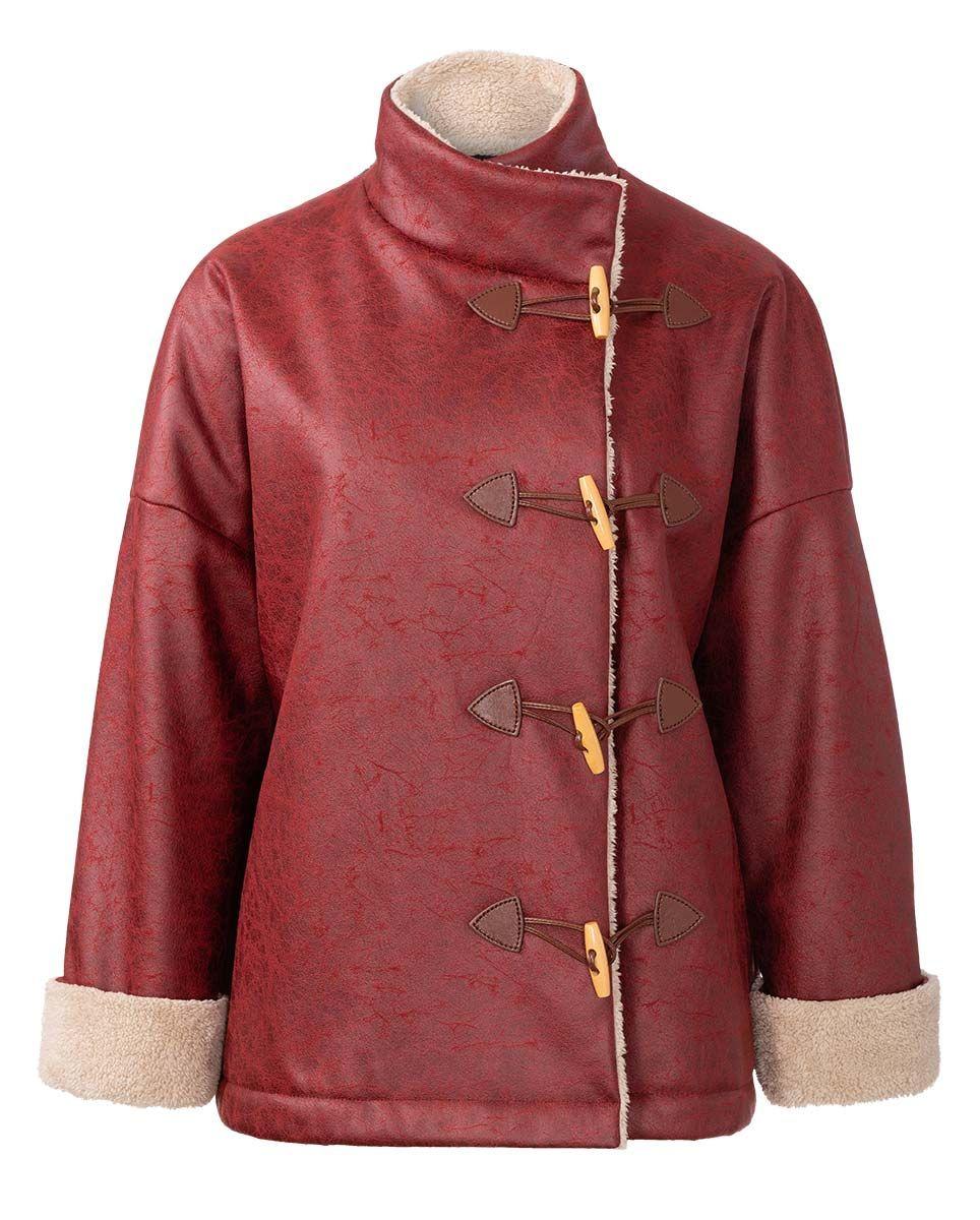 Patron de veste croisée - Burda 6249