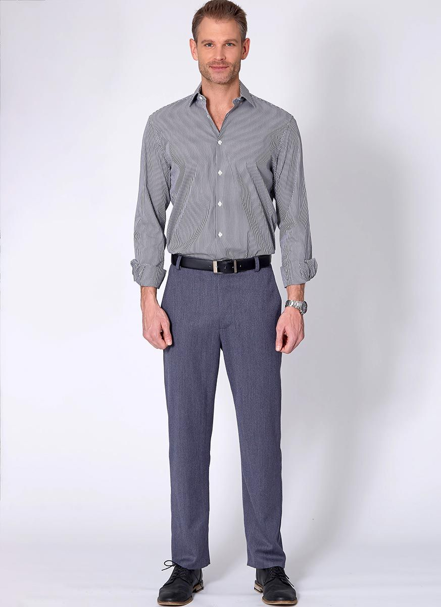 Patron de short et pantalon - McCall's 7987